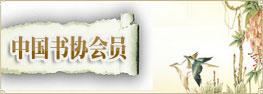 中国书协会员